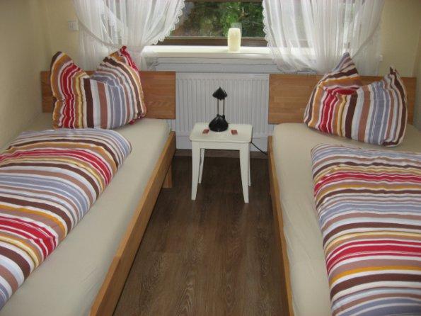 Kleines Schlafzimmer Ferienwohnung
