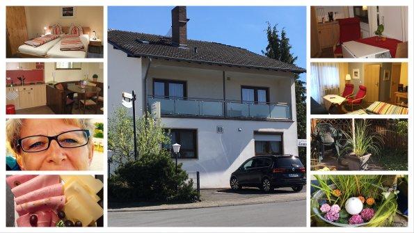 Zusammenfassung Pension Taunusblick Ferienwohnung und Apartment